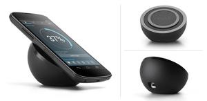 Google finally unveils Nexus 4 wireless charging accessory