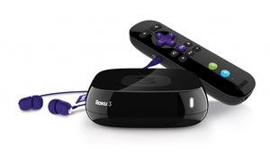 Roku introduces third-generation set-top boxes