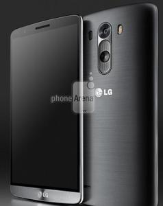 LG G3 press shots show off an incredible design